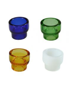 Armerah Basin 810RL RDA Drip Tip Kennedy/Goon/Geekvape Short/Extra-Wide Glass Available Colours