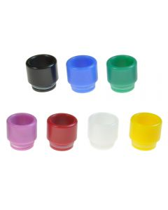 Armerah Drip Tip for Aspire Atlantis 2 & Mega eCig Tanks Short/Wide POM Available Colours