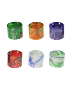 Armerah Drip Tip Mouthpiece for Aspire Cleito EXO eCig Tank Marble Epoxy Resin Available Colours