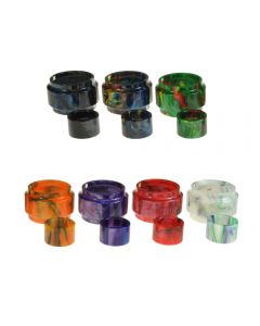 Armerah Replacement Resin Drip Tip Tube Kit for Smok TFV-Mini TFV8 Baby V2 Tank Available Colours