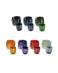 Armerah Replacement Resin Drip Tip Tube Kit for Smok TFV8 Big Baby Beast Tank